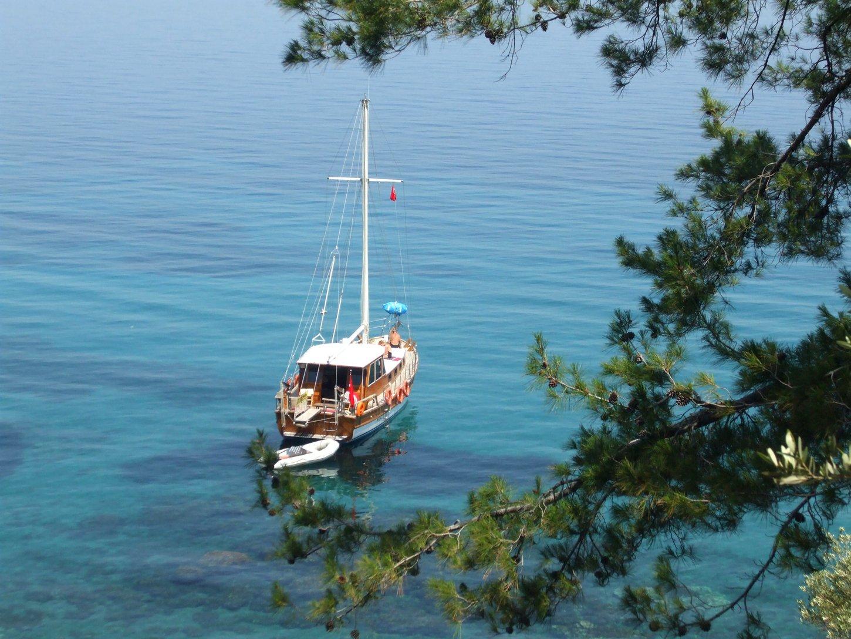Boat Tour , Kusadasi
